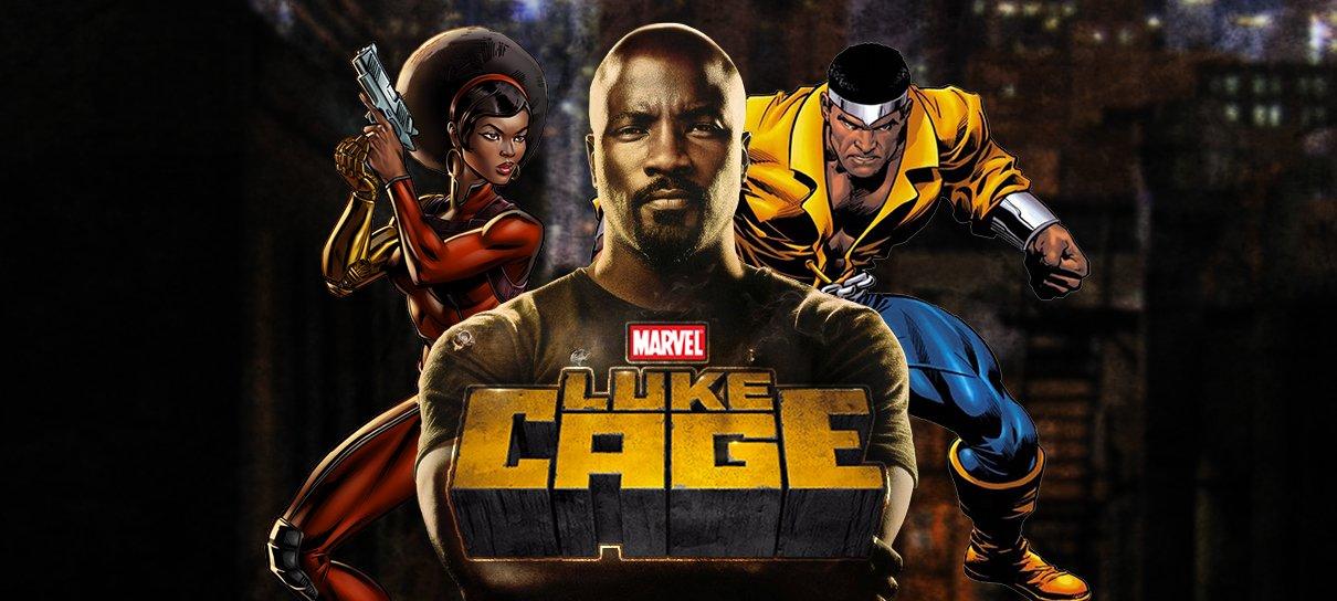 ESPECIAL: Luke Cage, a série e recomendações de HQs para o Natal! - MRG Episódio 351