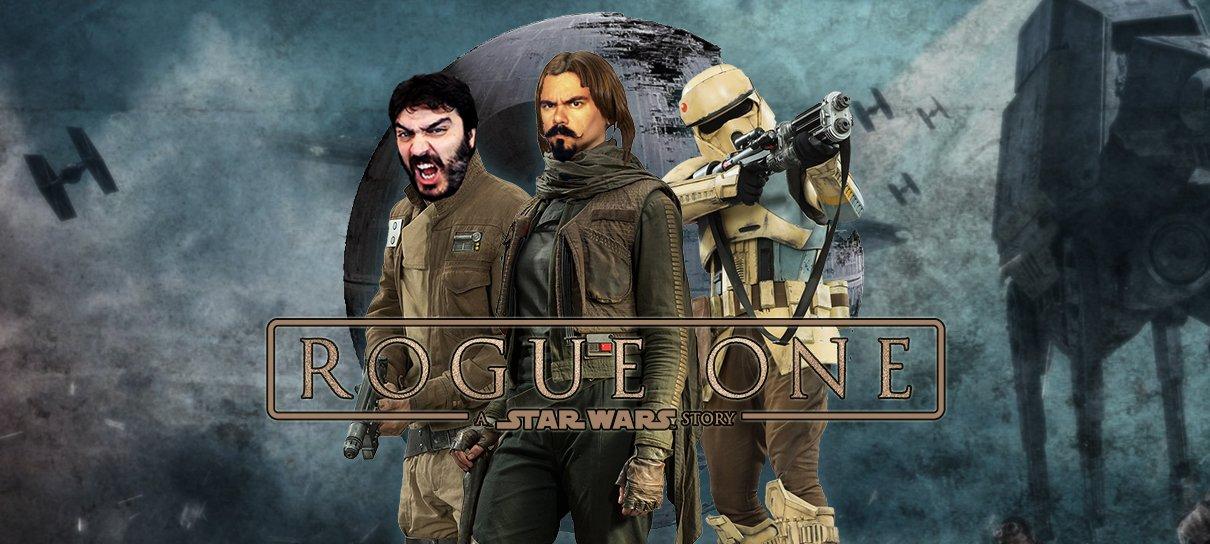 Rogue One: Star Wars e meu papai arquiteto! - MRG Episódio 355