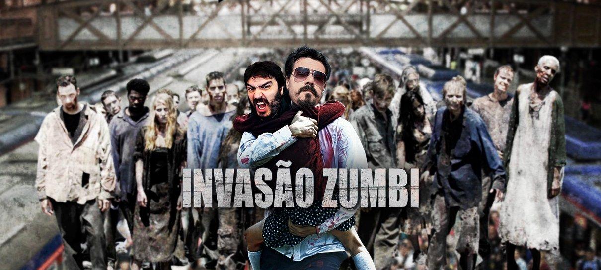 Pegando o busão para a Invasão Zumbi! - MRG Episódio 354