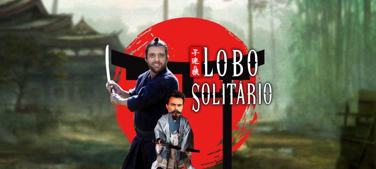 Lobo Solitário e os mendigos Samurais! - MRG Episódio 358