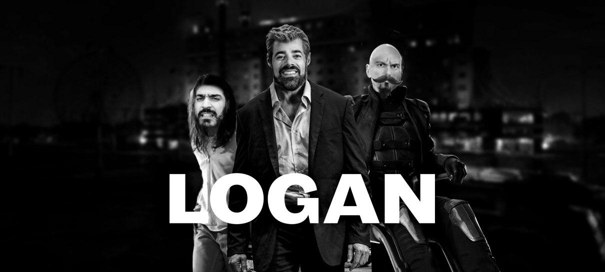 Logan: sou Borgo, quero service! - MRG Episódio 359