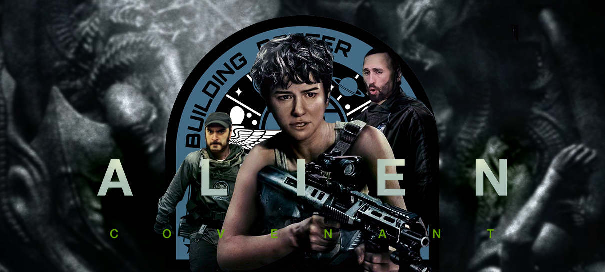 Alien: Covenant e os Passageiros - MRG Episódio 363
