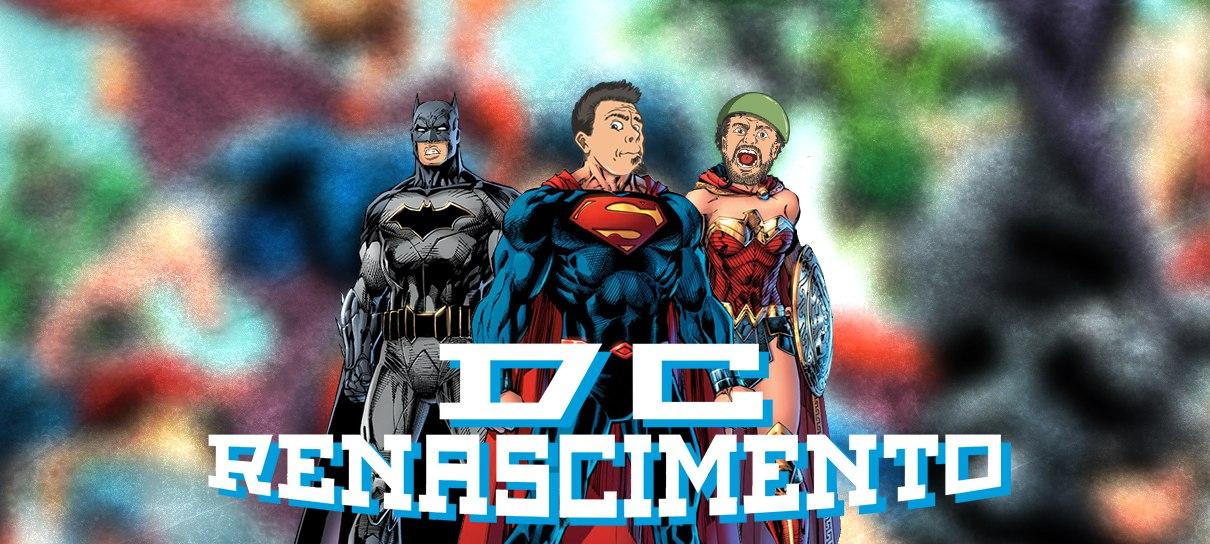 ROBÔ DUPLO: Batman e Mulher-Maravilha no Renascimento DC! - MRG Episódio 365