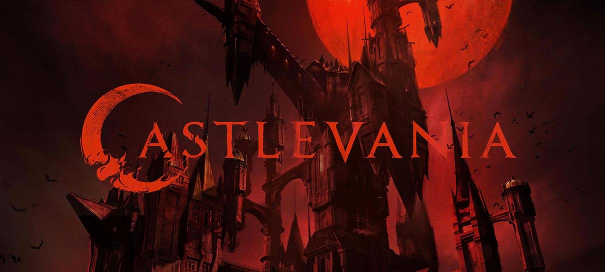 Castlevania na Netflix: vampiros, chicotes e André Vianco! - MRG Episódio 373