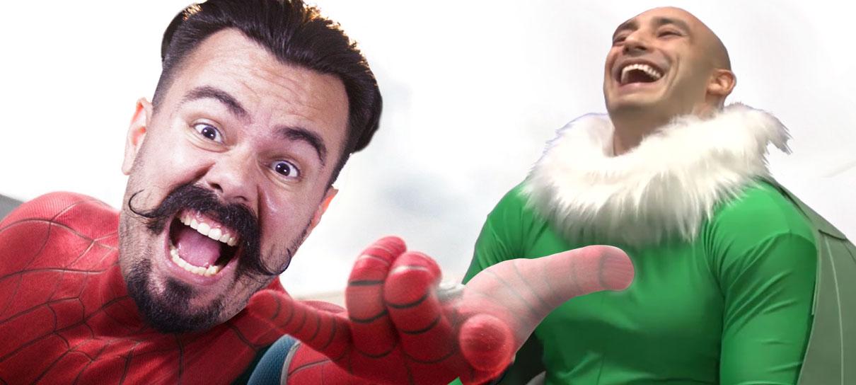 Homem-Aranha: de volta ao lar (da Marvel)! - MRG Episódio 371