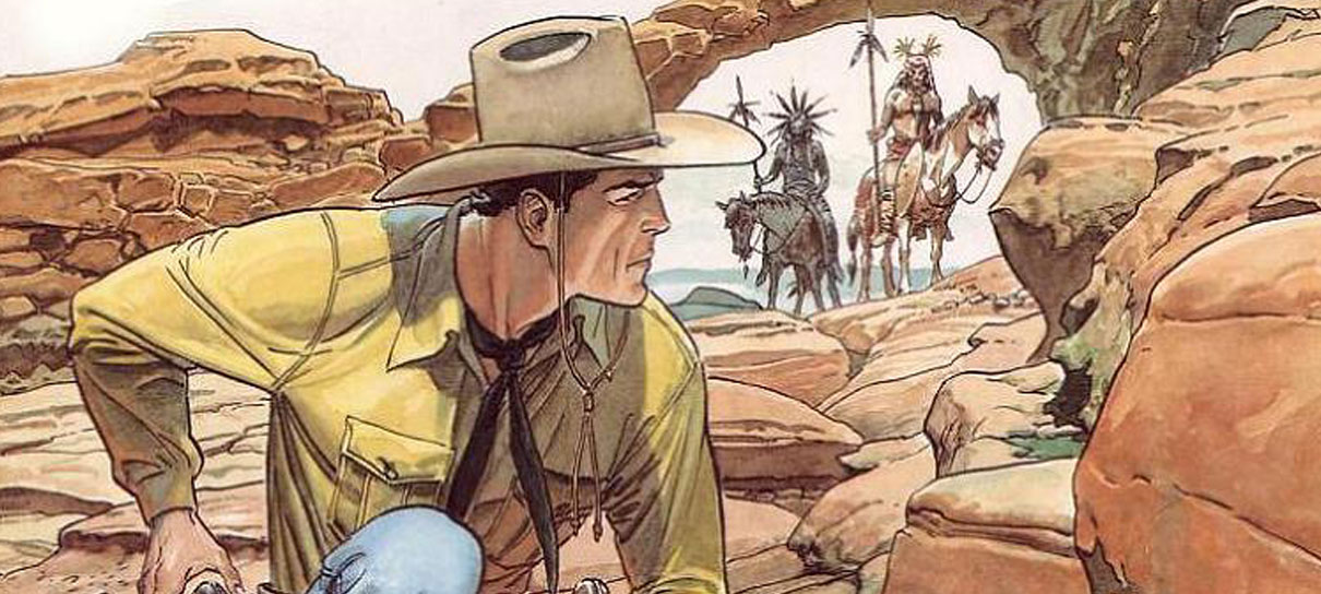 Tex: era o Velho-Oeste preto e branco? - MRG Episódio 383