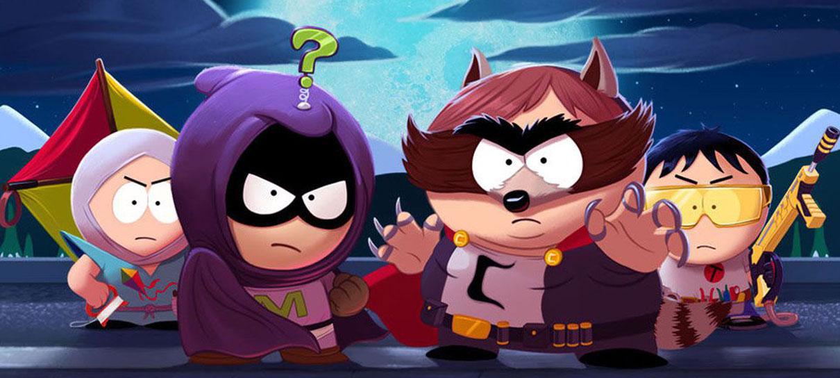South Park: A Fenda Que Abunda a Força! - MRG Episódio 391