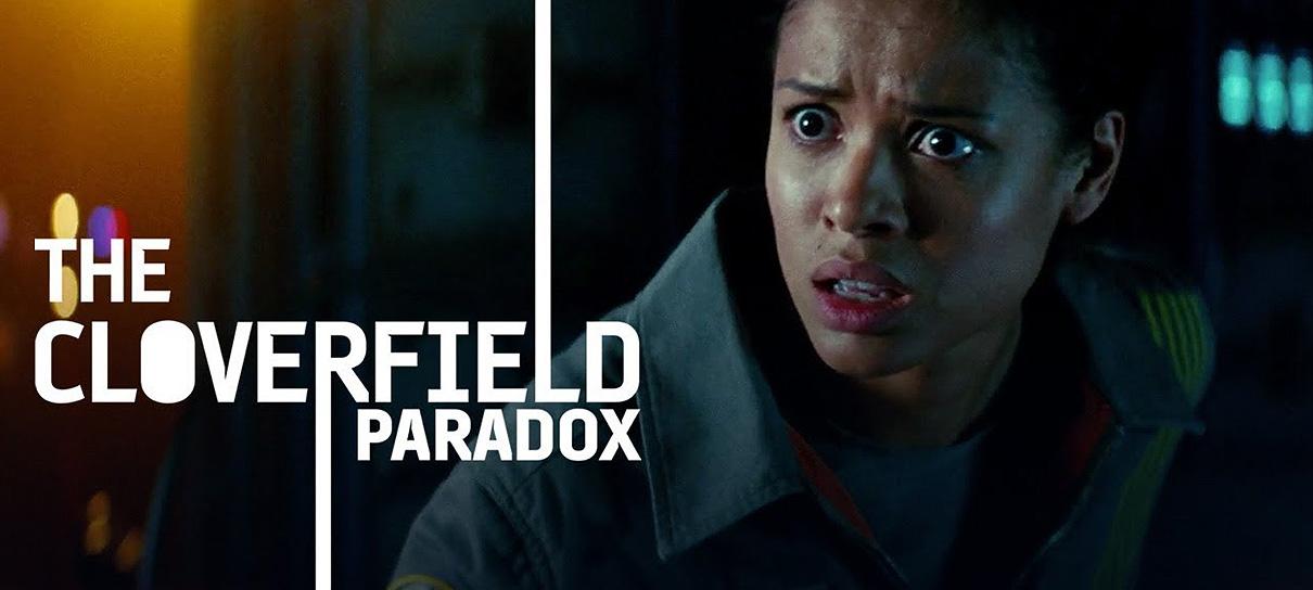 The Cloverfield Paradox: é Cloverfield, mas não é Cloverfield! - MRG Episódio 396