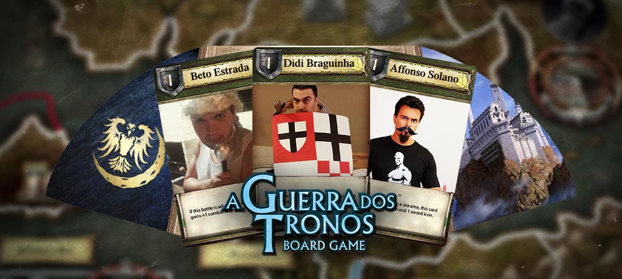 Guerra dos Tronos acabando as amizades! - MRG Episódio 336