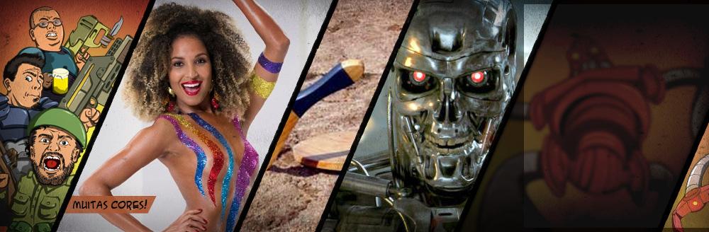 A Voz do Robô escolhe a Globeleza!