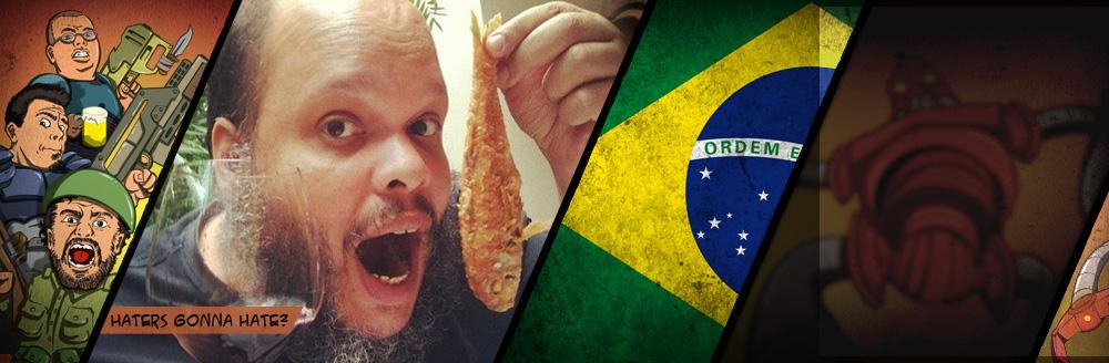 A Voz do Robô fala mal do Brazil!