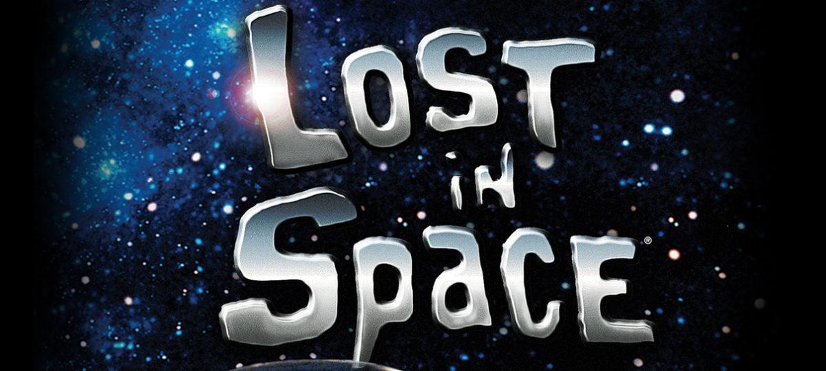 perdidos no espaço logo antigo