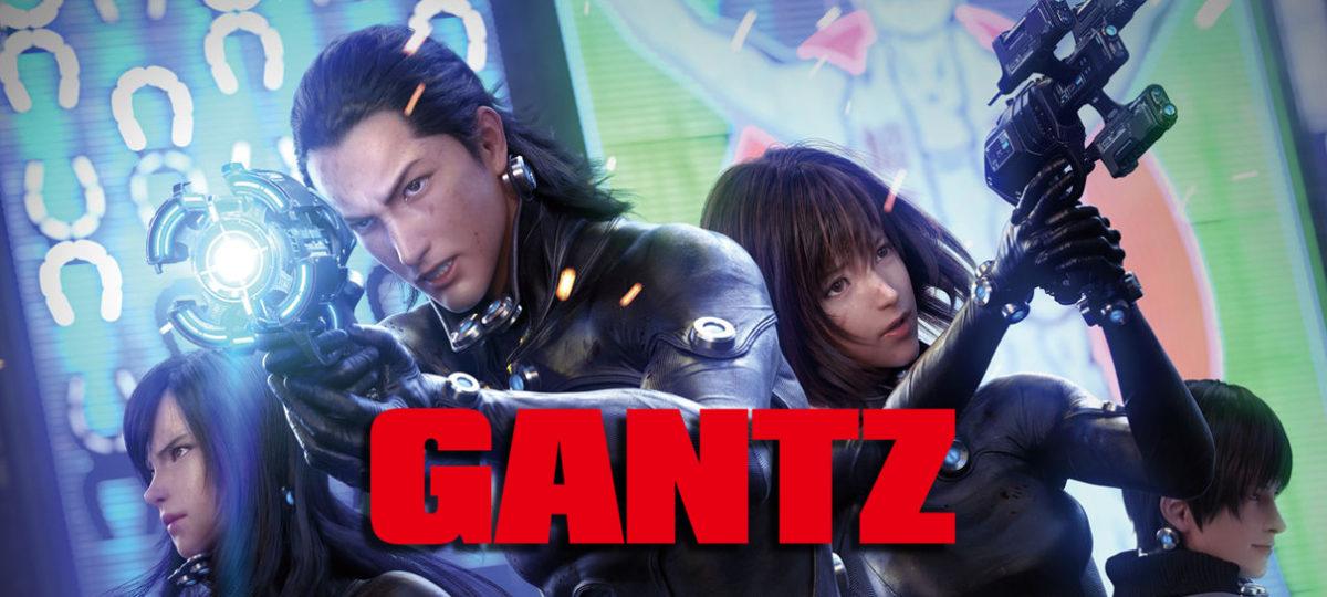 Gantz O filme Netflix
