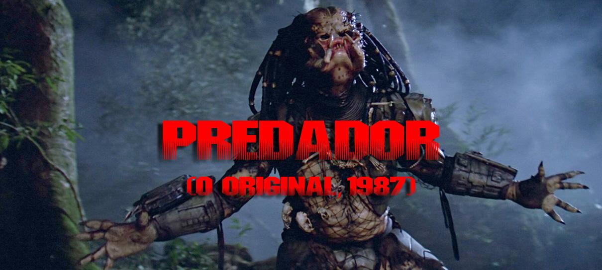Predador versus Arnold Schwarzenegger, 1987! - MRG Episódio 423