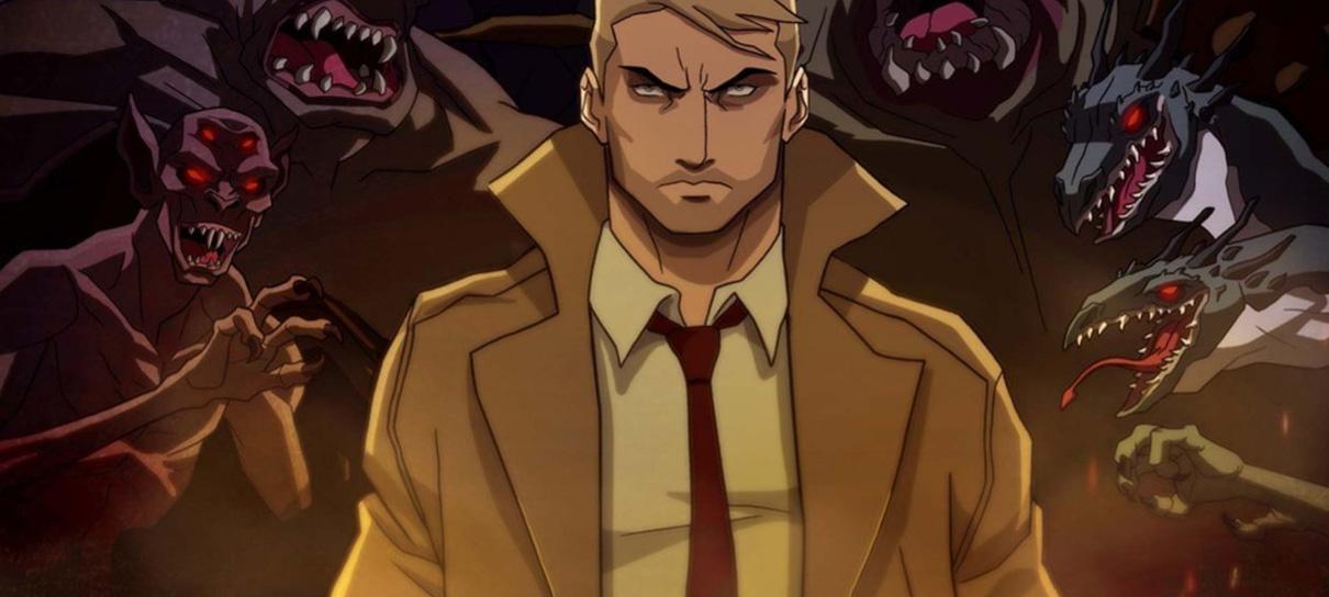 Constantine: Cidade dos Demônios! - MRG Episódio 427