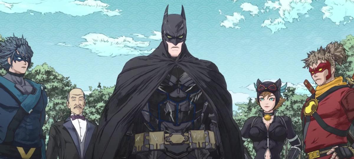 Batman Ninja da Netflix