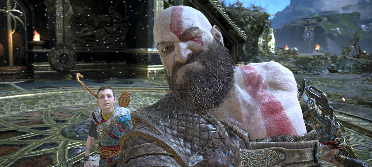 God of War IV: Boy! - MRG Episódio 432