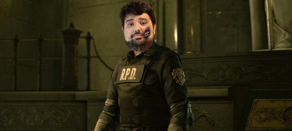 Resident Evil 2: Totorial de remake! - MRG Episódio 440