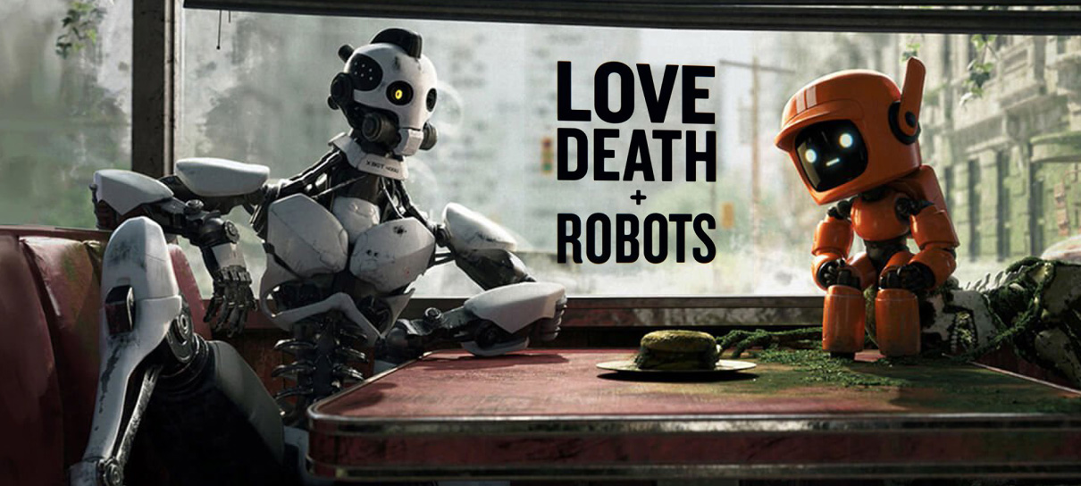Love, Death, Robots & Gaveta! - MRG Episódio 447