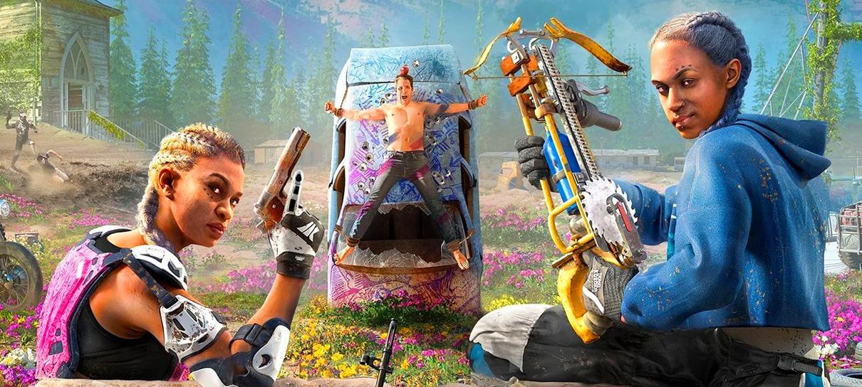 Far Cry New Dawn e o legado de José Semente! - MRG Episódio 453