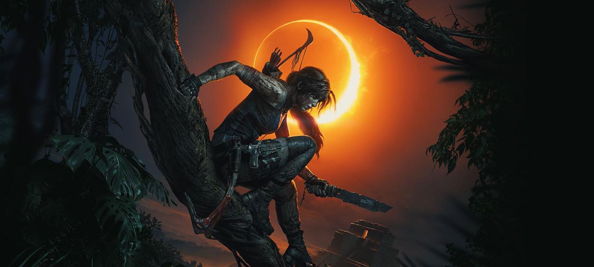 Tomb Raider e a Sombra de Lara Croft! - MRG Episódio 451
