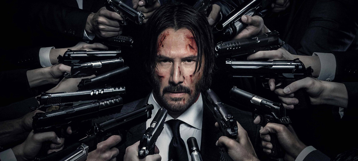 John Wick 3 – assassino ou super-herói? - MRG Episódio 456