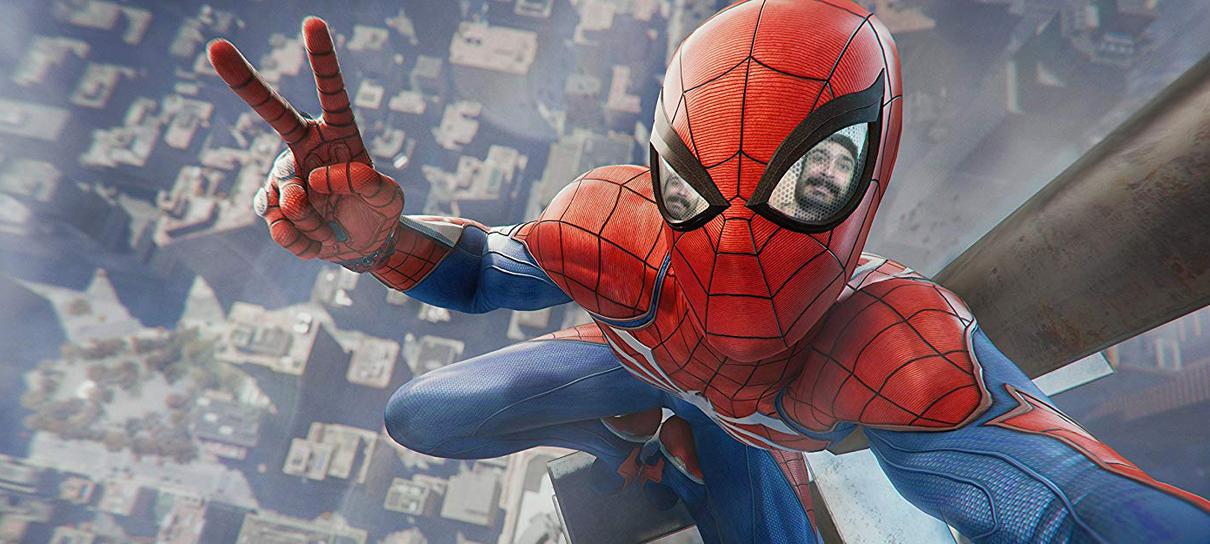 O Homem-Aranha swingueiro de PS4! - MRG Episódio 458