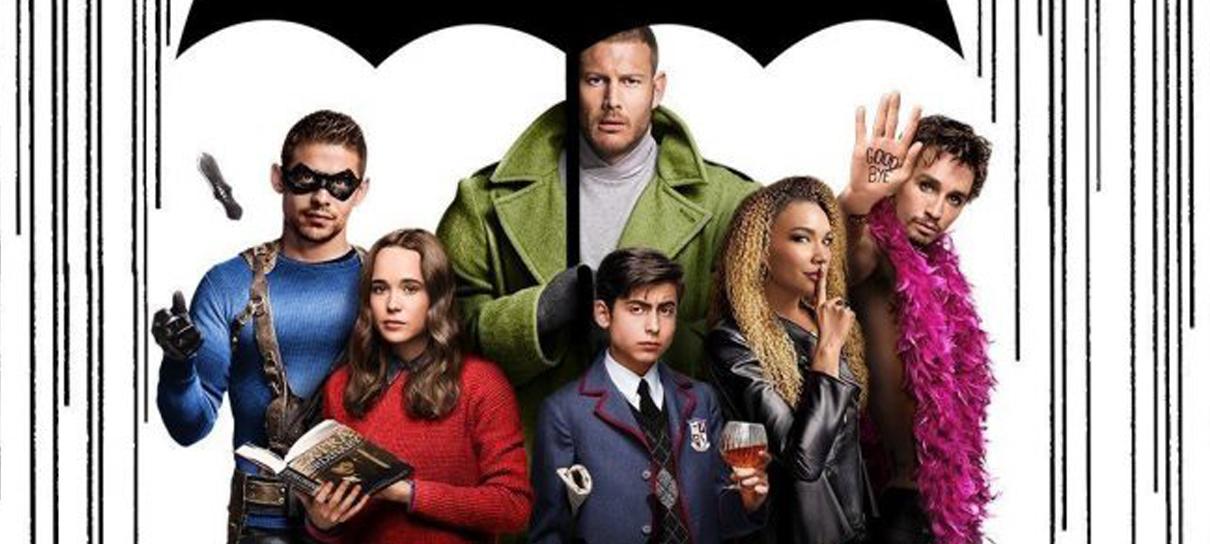 Umbrella Academy, a série da Netflix! - MRG Episódio 457