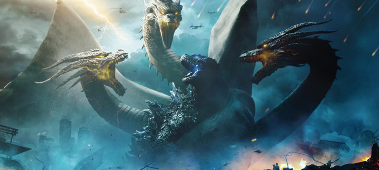 Godzilla 2: Rei dos Monstros! - MRG Episódio 466