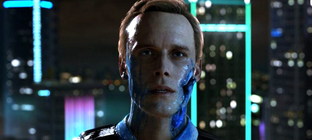 Detroit: Become Human podcast MRG