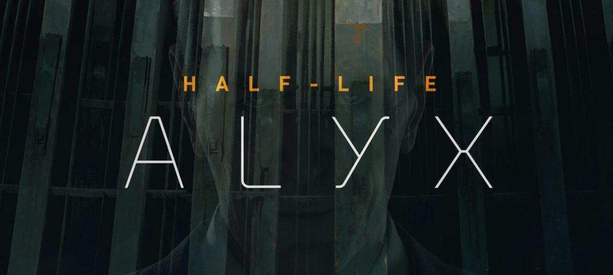 Half Life Alyx no MRG