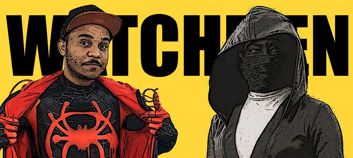 Watchmen, a série! - MRG Episódio 479