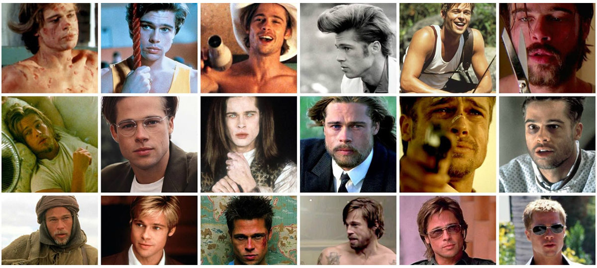 Brad Pitt podcast MRG