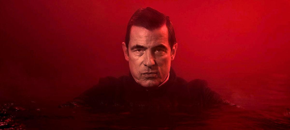 Dracula Netflix podcast MRG