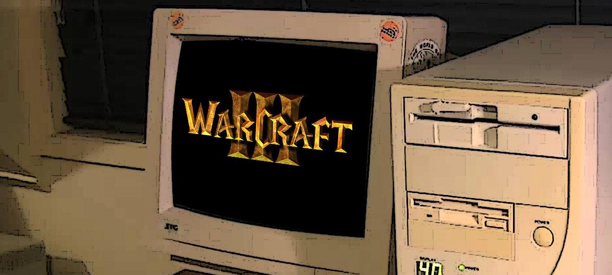 Warcraft 3 e a nostalgia da revolução!