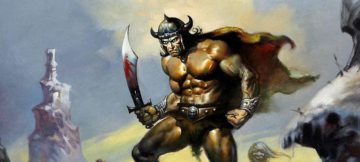 A Espada Selvagem de Conan no podcast MRG