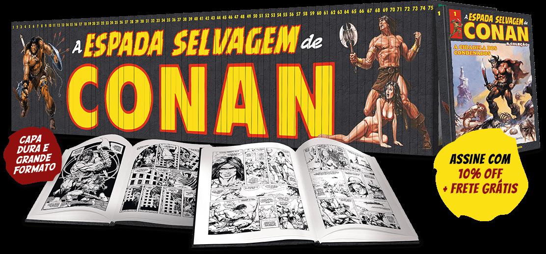 A Espada Selvagem de Conan Panini
