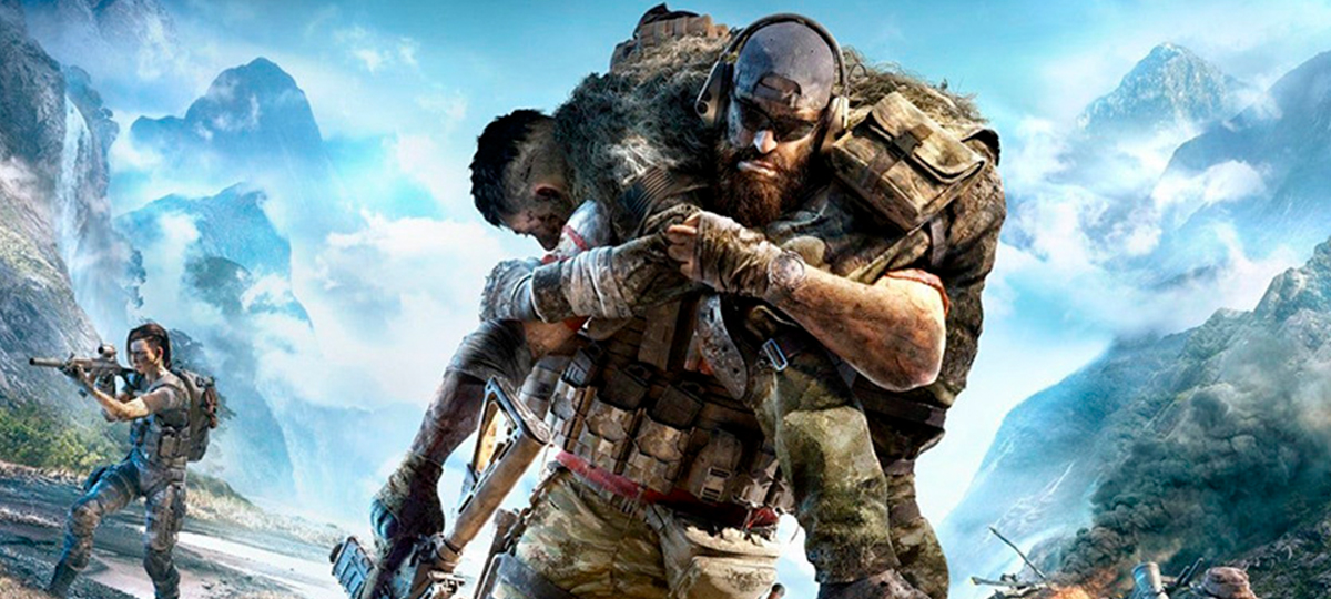 Ghost Recon Breakpoint - MRG Episódio 504