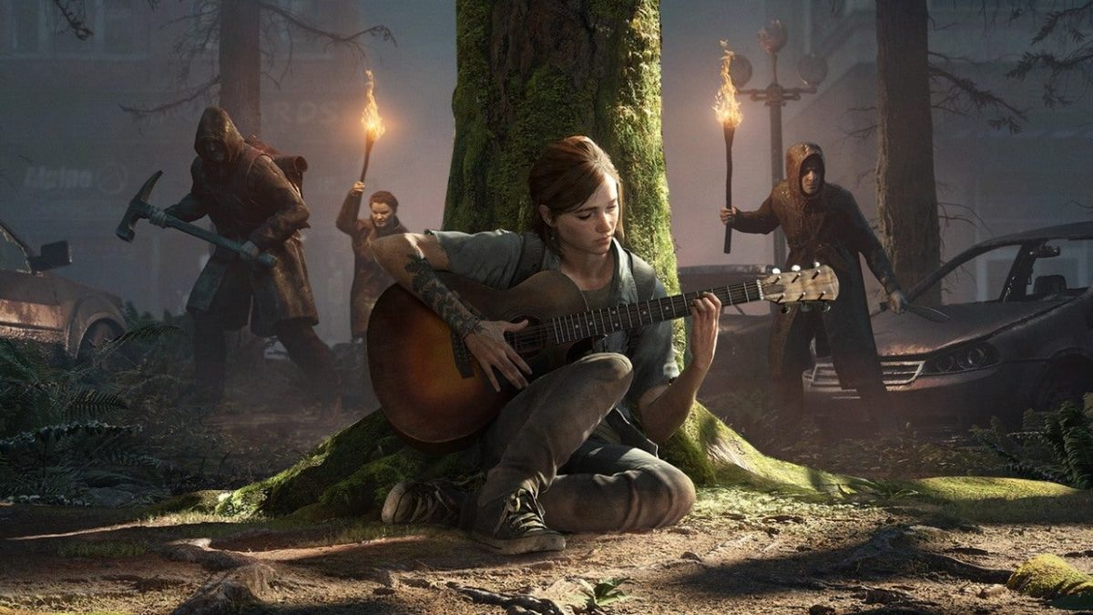 The Last of Us 2 no podcast MRG