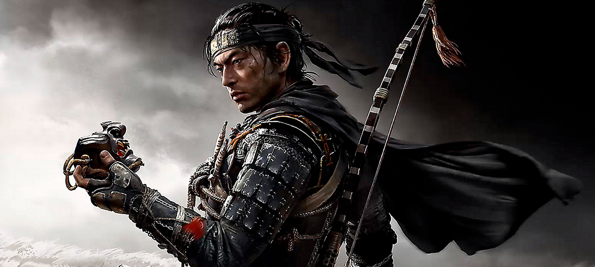 ghost of tsushima podcast MRG