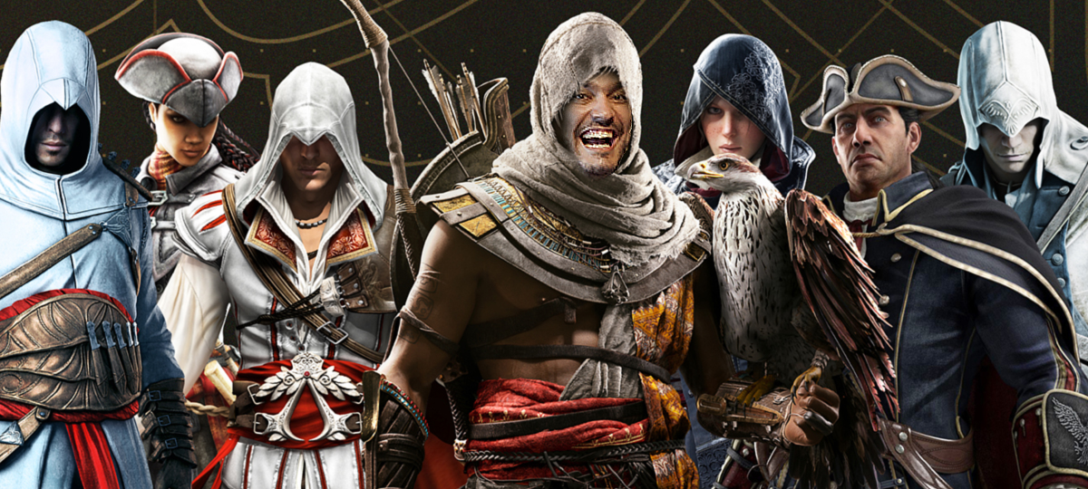 assassins creed podcast MRG