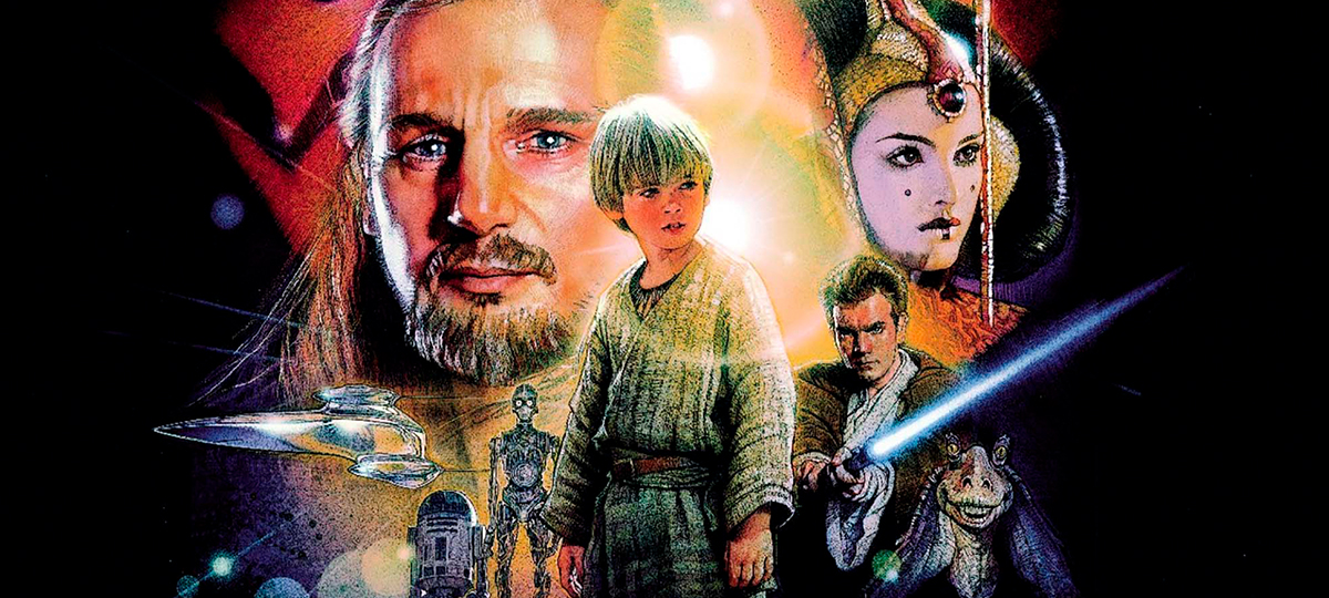MRG 534: Star Wars Episódio 1: A Ameaça Fantasma revisitada!
