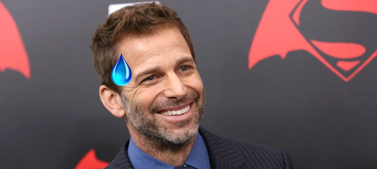 Zack Snyder no Mata ou Pilota