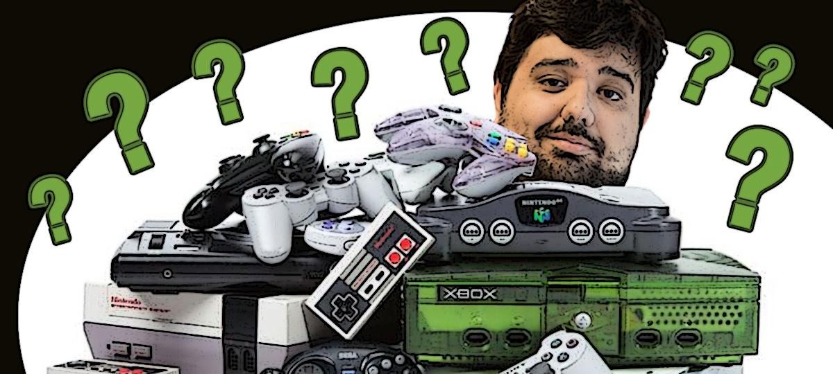 Quando comprar um novo videogame, Totoro? - MRG Episódio 539