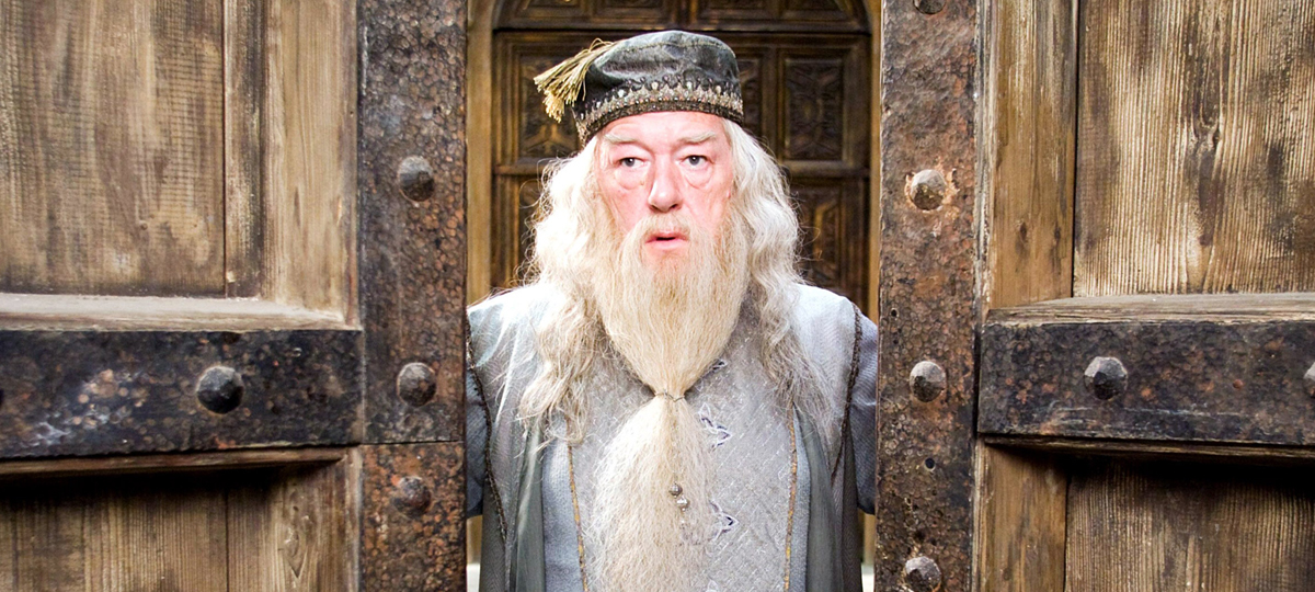 Dumbledore gay MRG podcast