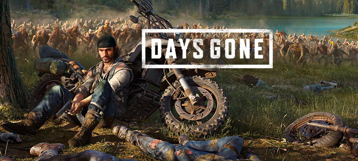 days gone no podcast MRG