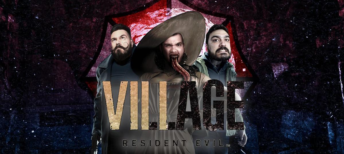 Resident Evil: Village!   MRG 552 - MRG Episódio 552